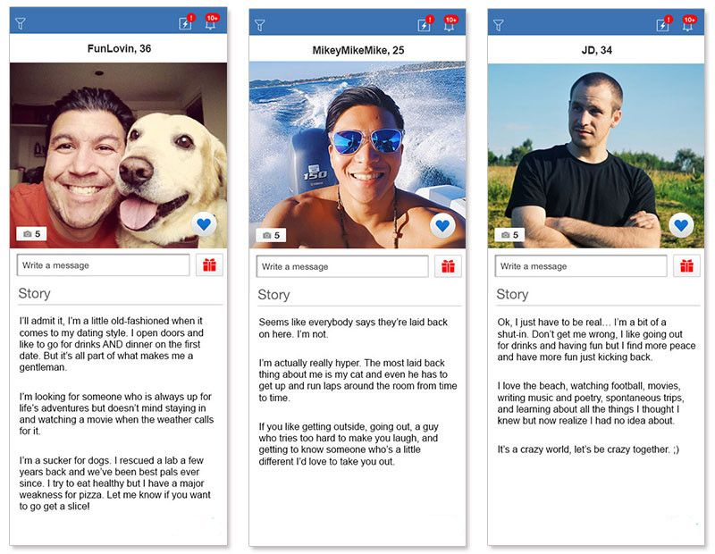 Consejos prácticos para crea un buen perfil en las páginas de contactos