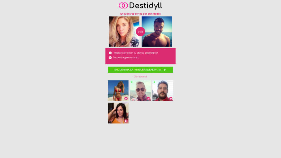destidyll